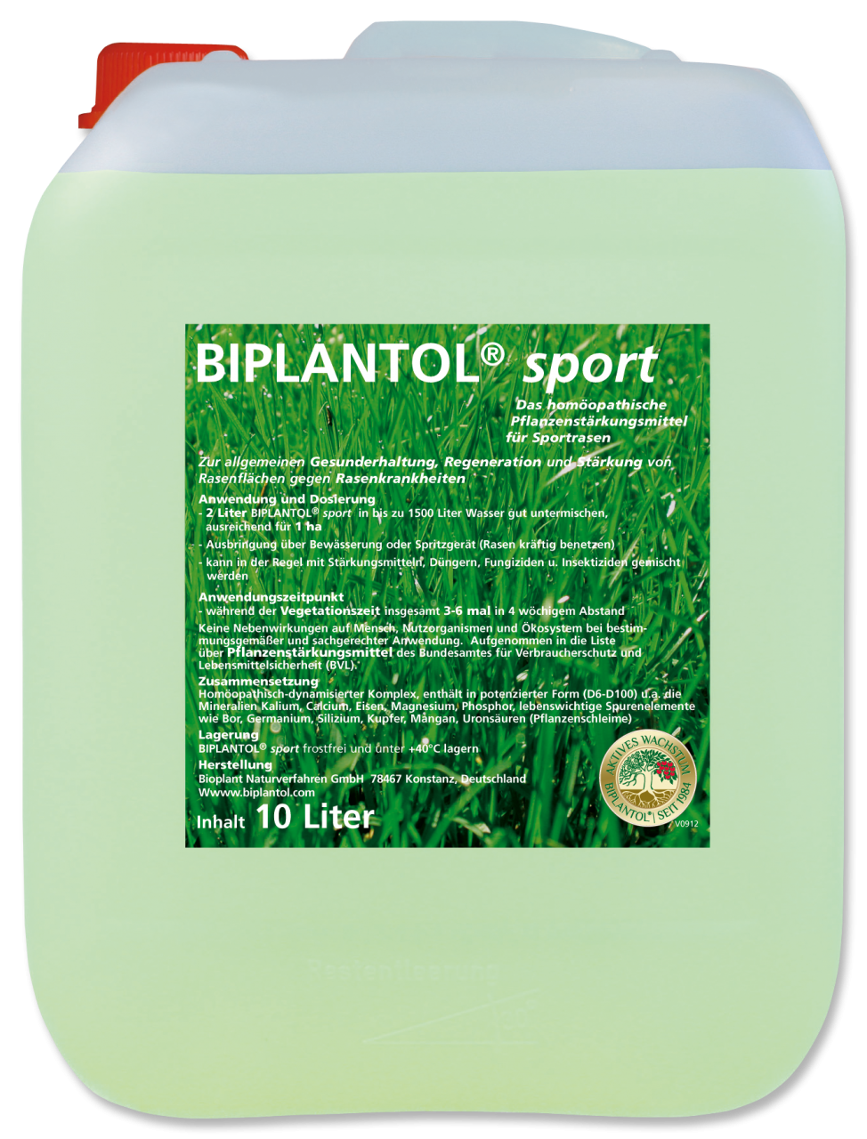 BIPLANTOL® sport